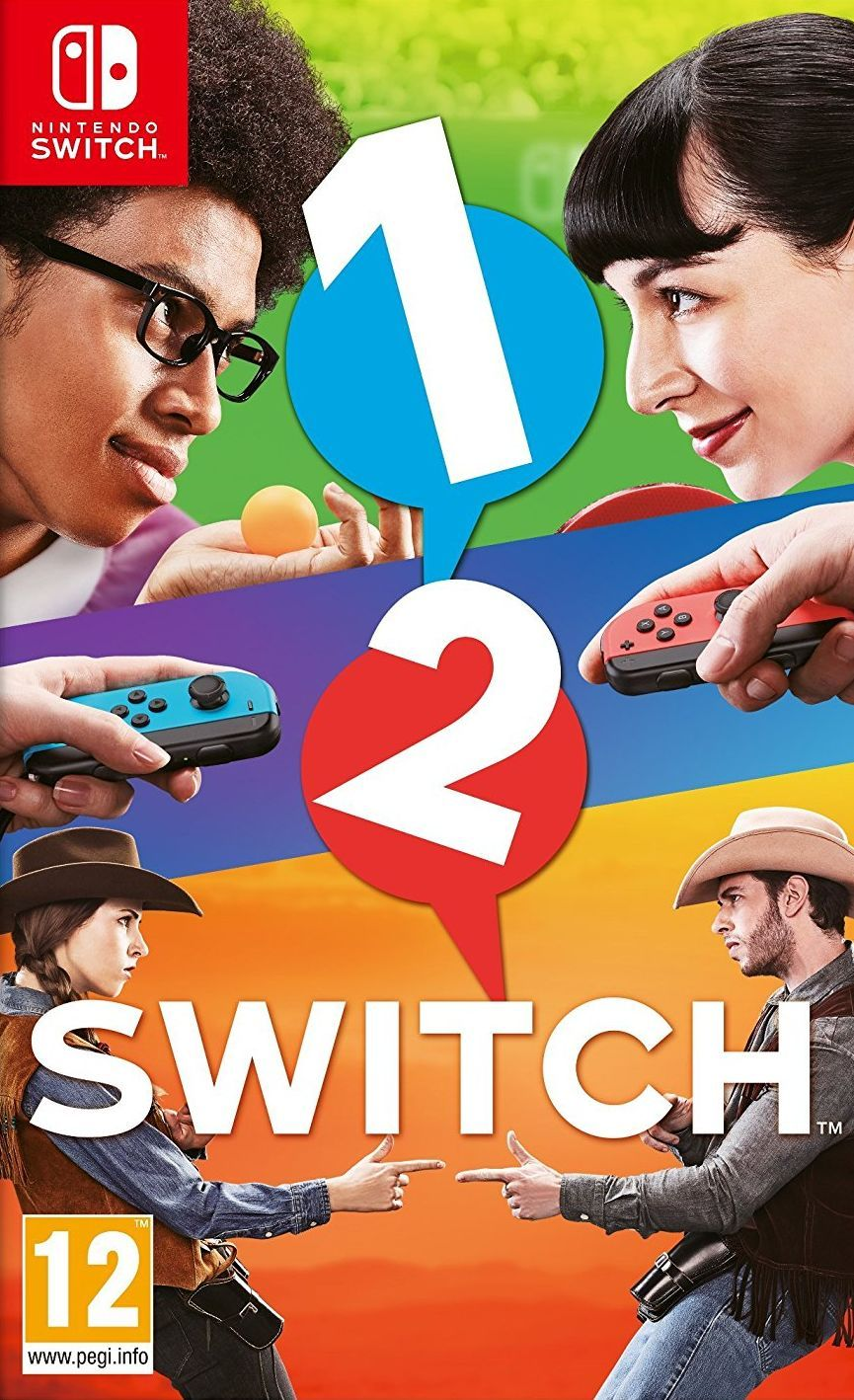 1-2 Switch (Nintendo Switch) - 1