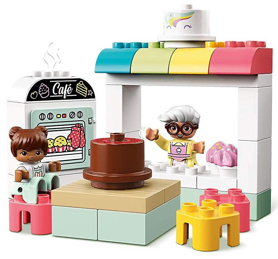 Конструктор Lego Duplo Town - Пекарна (10928) - 6