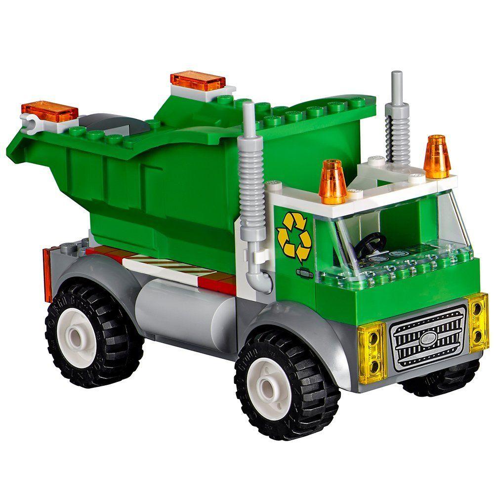 Lego Juniors: Камион за смет (10680) - 7