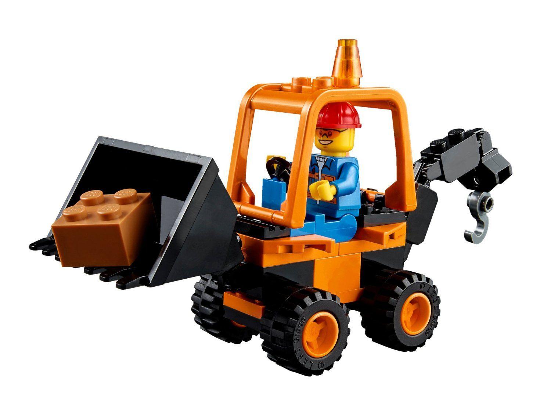 Lego Juniors: Камион за ремонт на пътища (10683) - 4