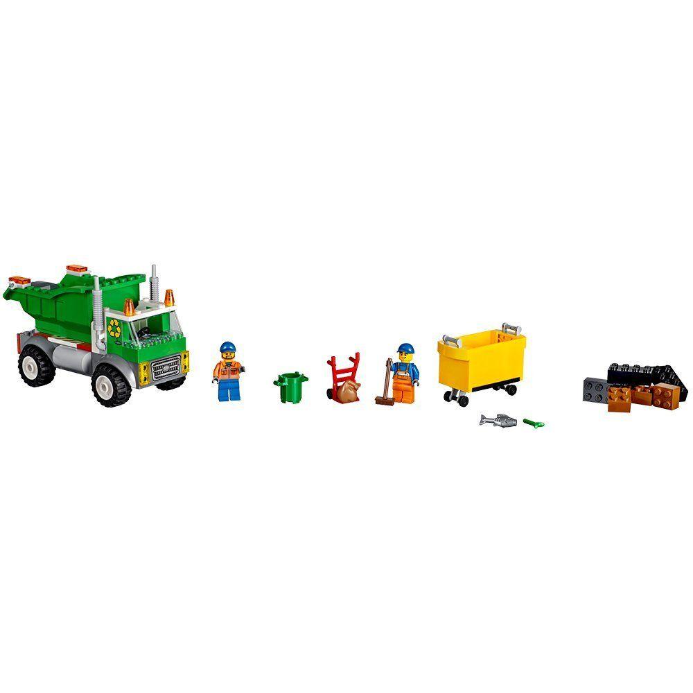 Lego Juniors: Камион за смет (10680) - 4