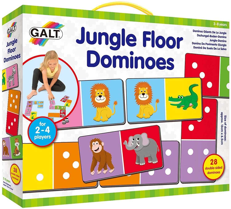 Детско гигантско домино Galt - Джунгла - 1