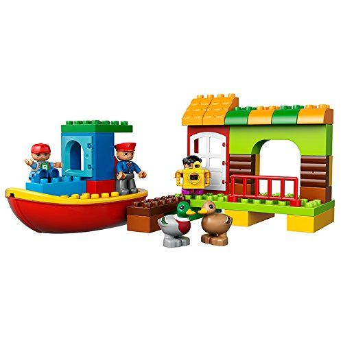 Конструктор Lego Duplo - Около света (10805) - 5
