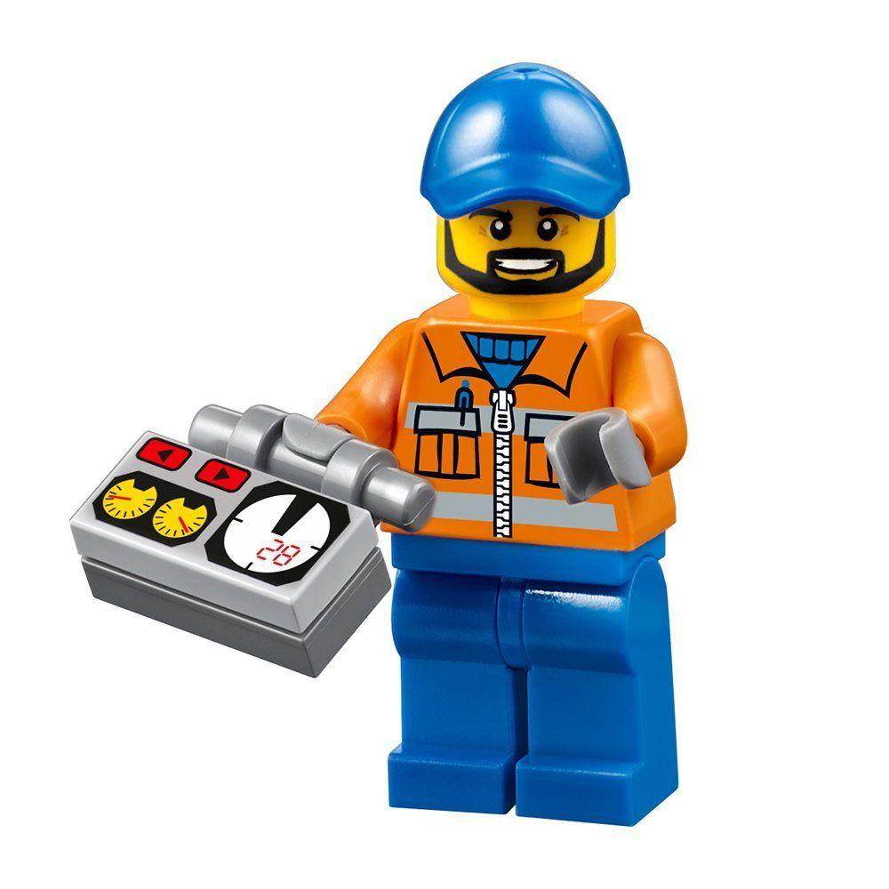 Lego Juniors: Камион за смет (10680) - 6