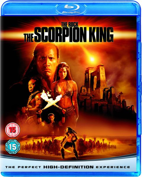 Scorpion King (Blu-ray) - 1