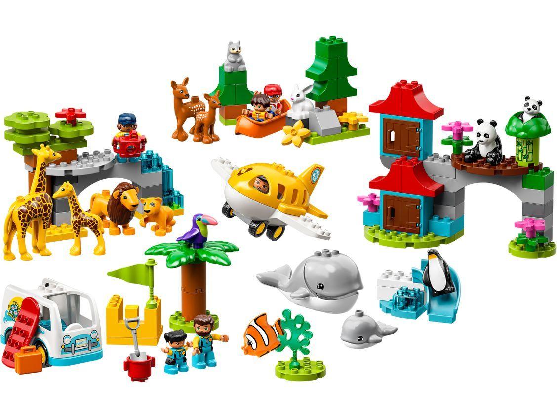 Конструктор Lego Duplo - World Animals (10907) - 2