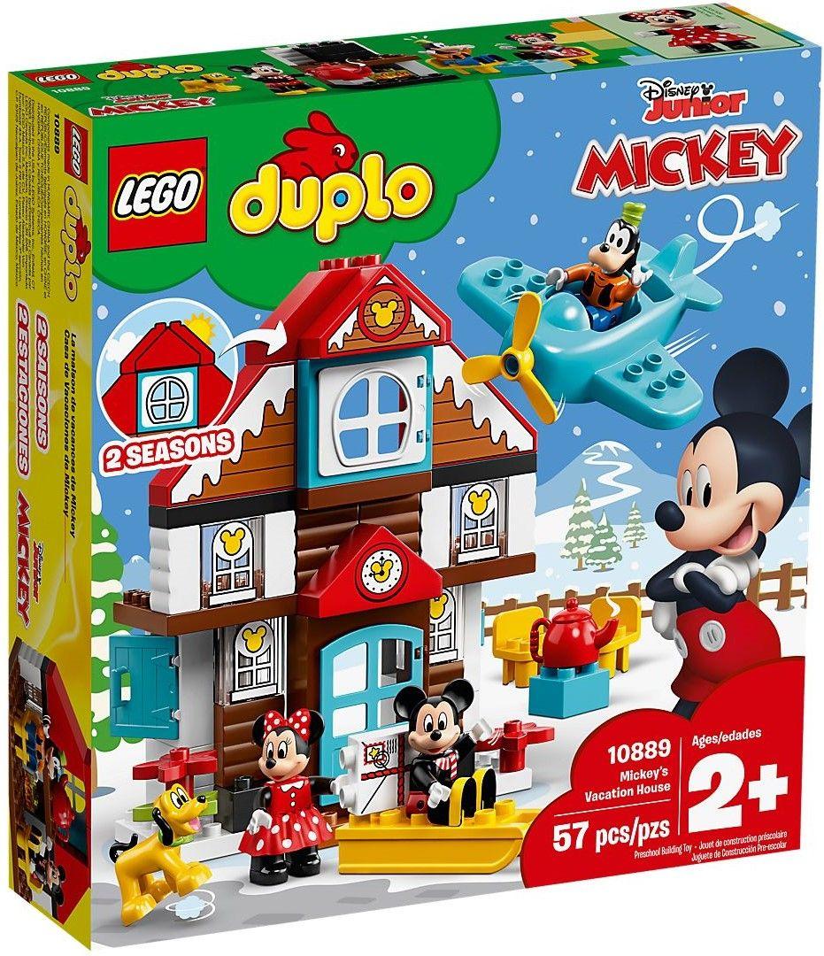 Конструктор Lego Duplo - Mickey's Vacation House (10889) - 5