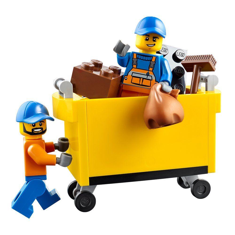 Lego Juniors: Камион за смет (10680) - 5