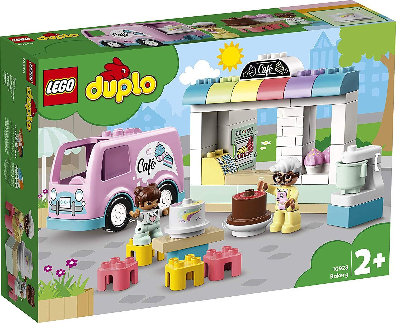 Конструктор Lego Duplo Town - Пекарна (10928) - 1