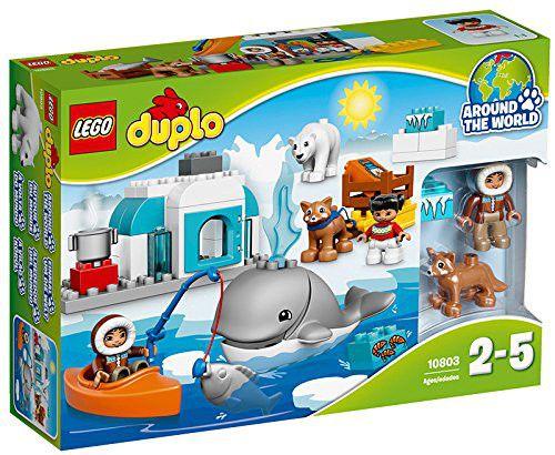 Конструктор Lego Duplo - Арктика (10803) - 1