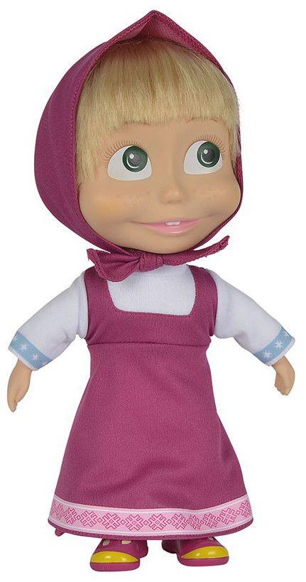 Маша и Мечока - Мека кукла - 23 cm - 1