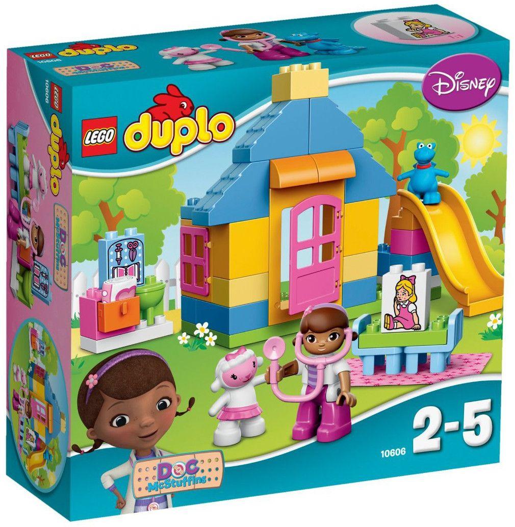 Конструктор Lego Duplo - Клиниката на доктор Макплюшинс (10606) - 1