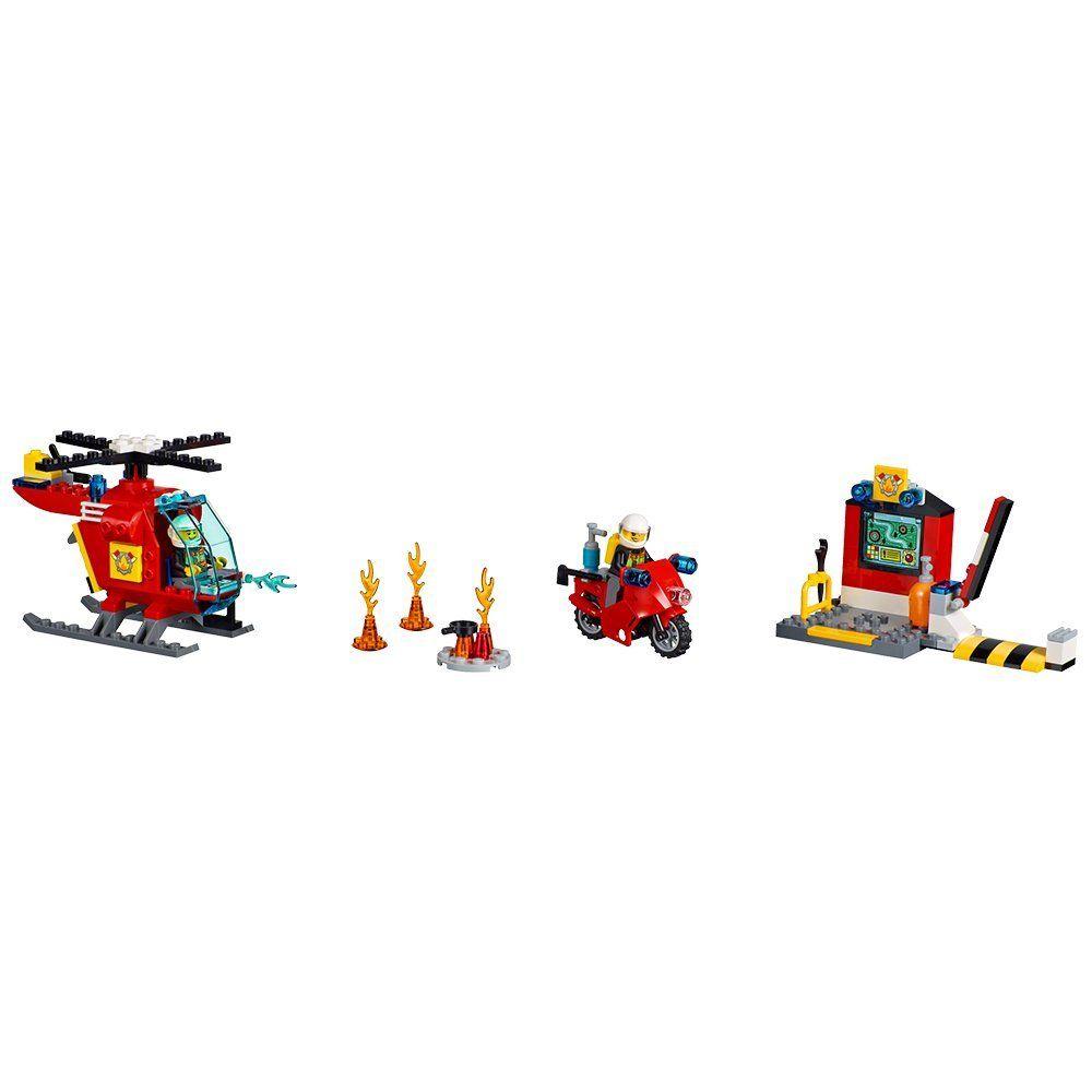 Конструктор Lego Juniors - Пожарникарски куфар (10685) - 4