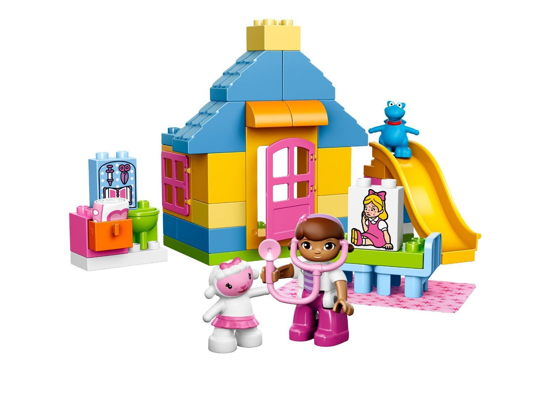Конструктор Lego Duplo - Клиниката на доктор Макплюшинс (10606) - 4