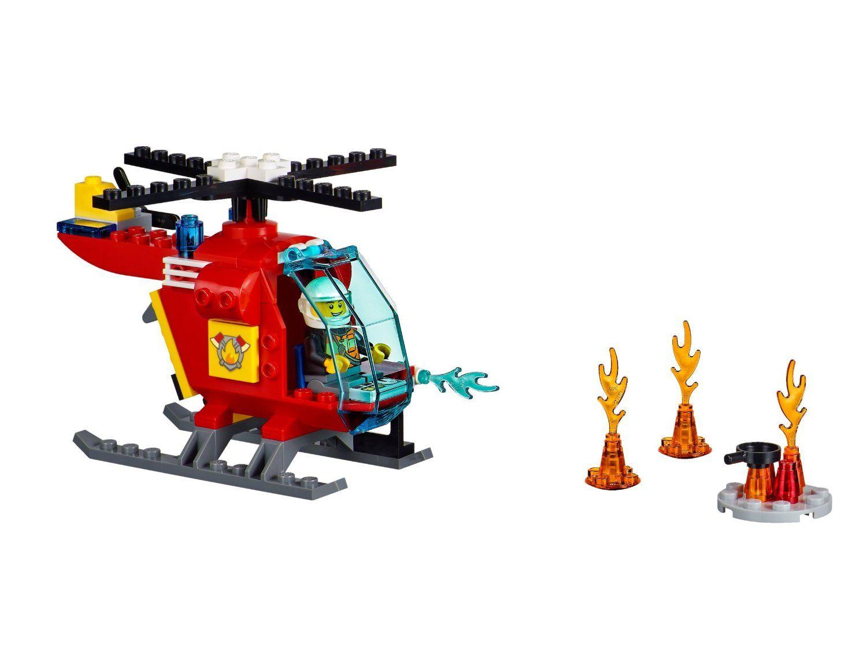 Конструктор Lego Juniors - Пожарникарски куфар (10685) - 7