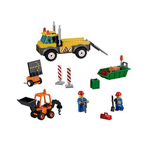 Lego Juniors: Камион за ремонт на пътища (10683) - 5