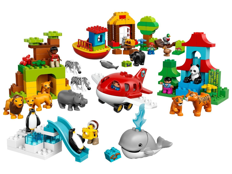 Конструктор Lego Duplo - Около света (10805) - 4