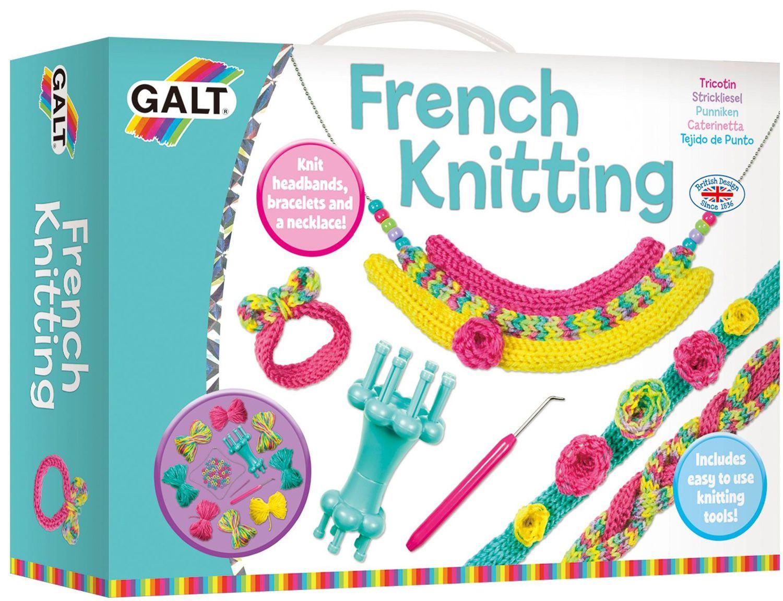 Творчески комплект Galt - Френско плетиво - 1
