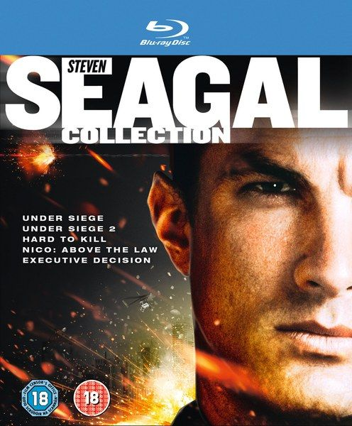 Steven Seagal Collection (Blu-Ray) - 1