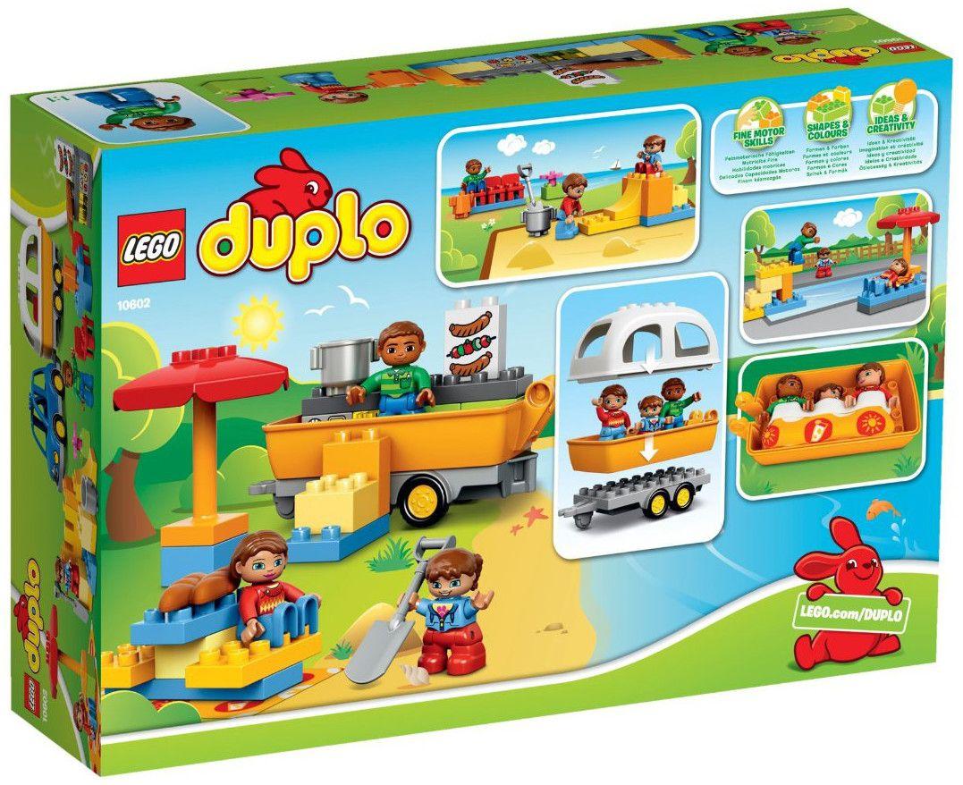 Конструктор Lego Duplo - Приключение с каравана (10602) - 3