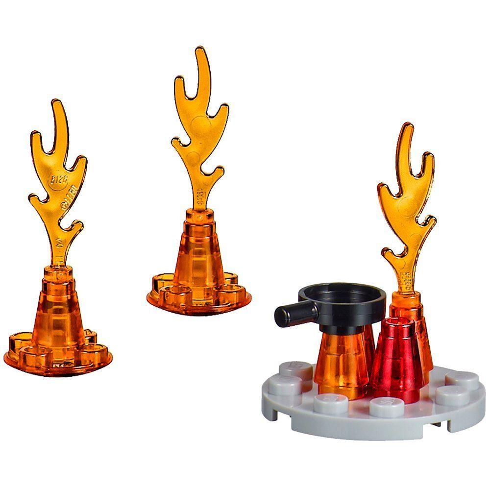 Конструктор Lego Juniors - Пожарникарски куфар (10685) - 6