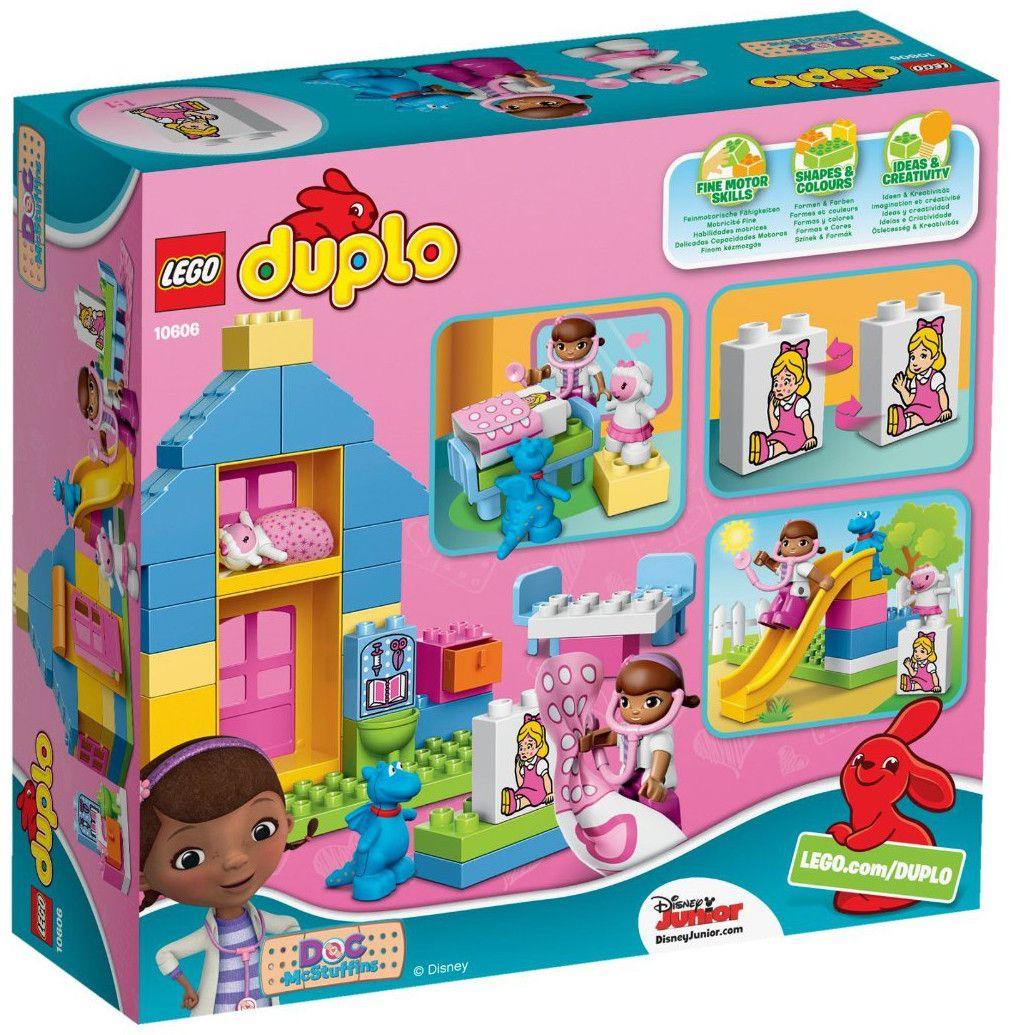 Конструктор Lego Duplo - Клиниката на доктор Макплюшинс (10606) - 3