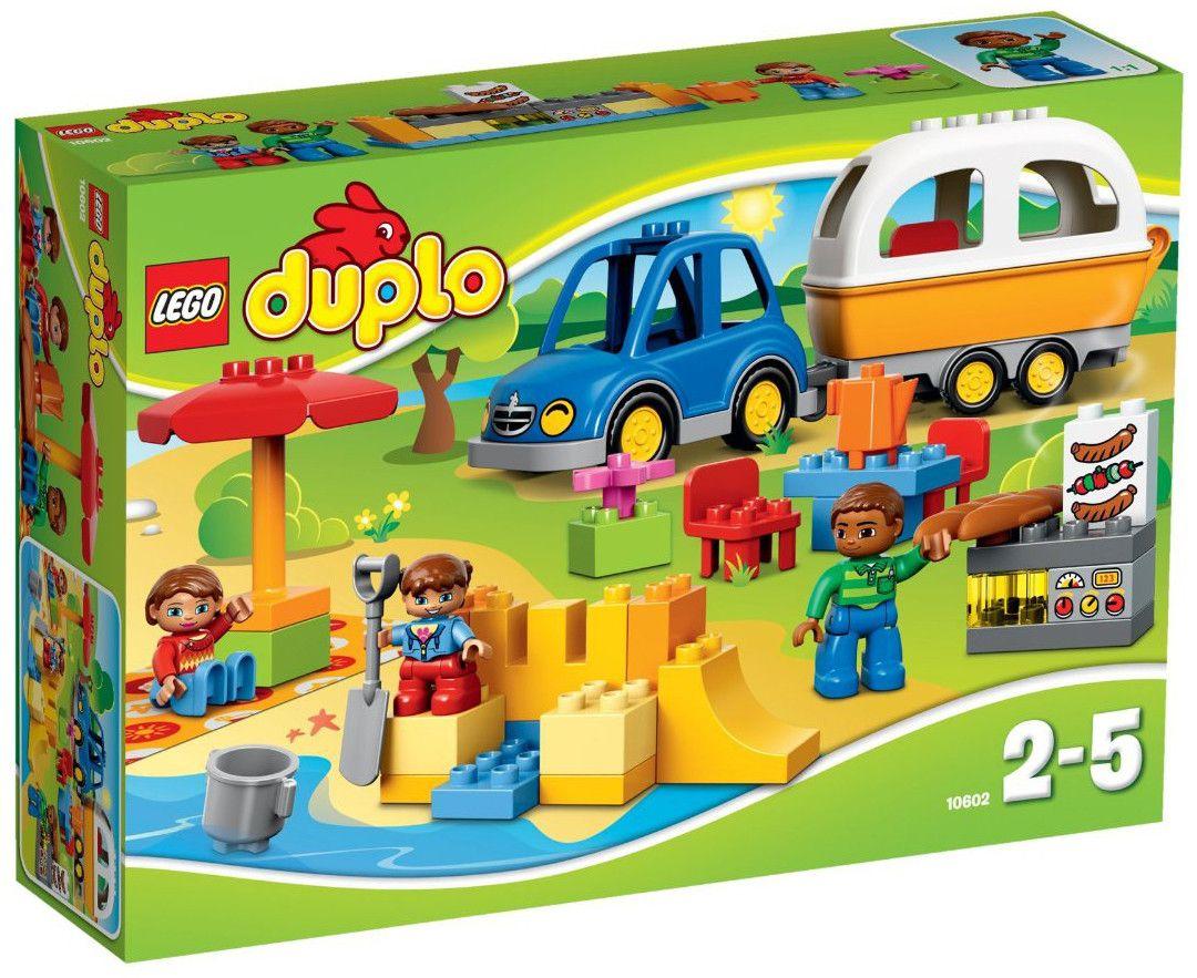 Конструктор Lego Duplo - Приключение с каравана (10602) - 1