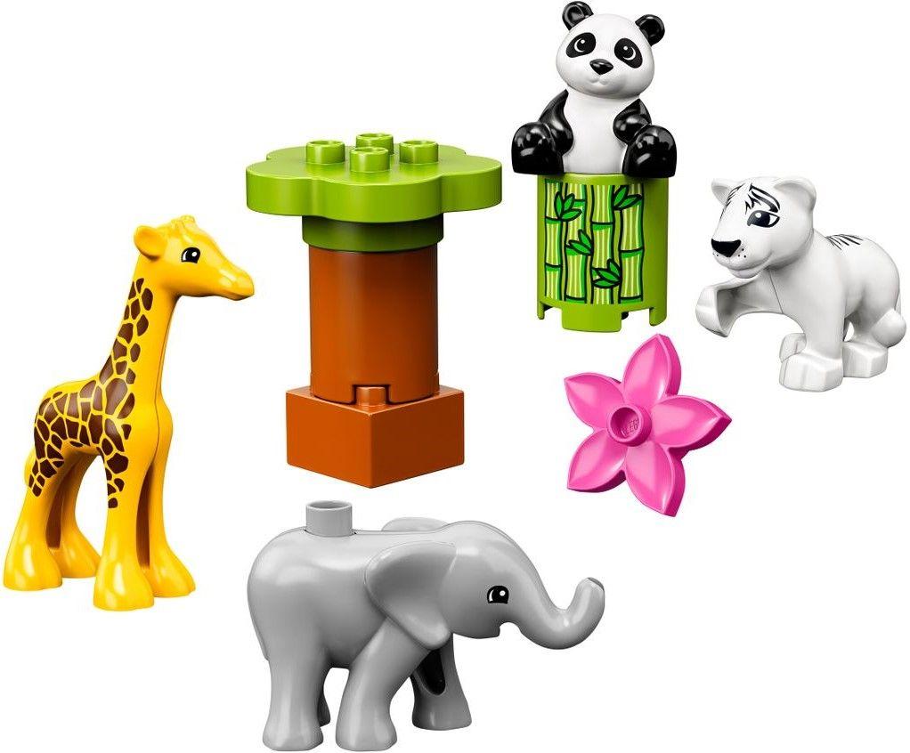 Конструктор Lego Duplo - Baby Animals (10904) - 2