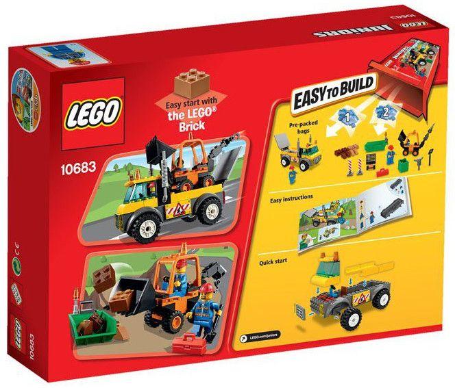 Lego Juniors: Камион за ремонт на пътища (10683) - 3