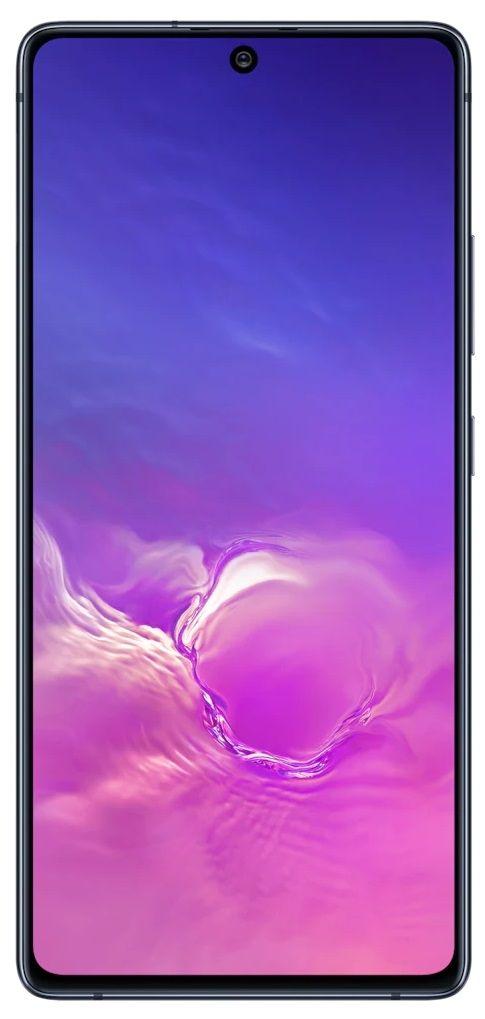 """Смартфон Samsung Galaxy S10 Lite - 6.7"""", 128GB, черен - 1"""