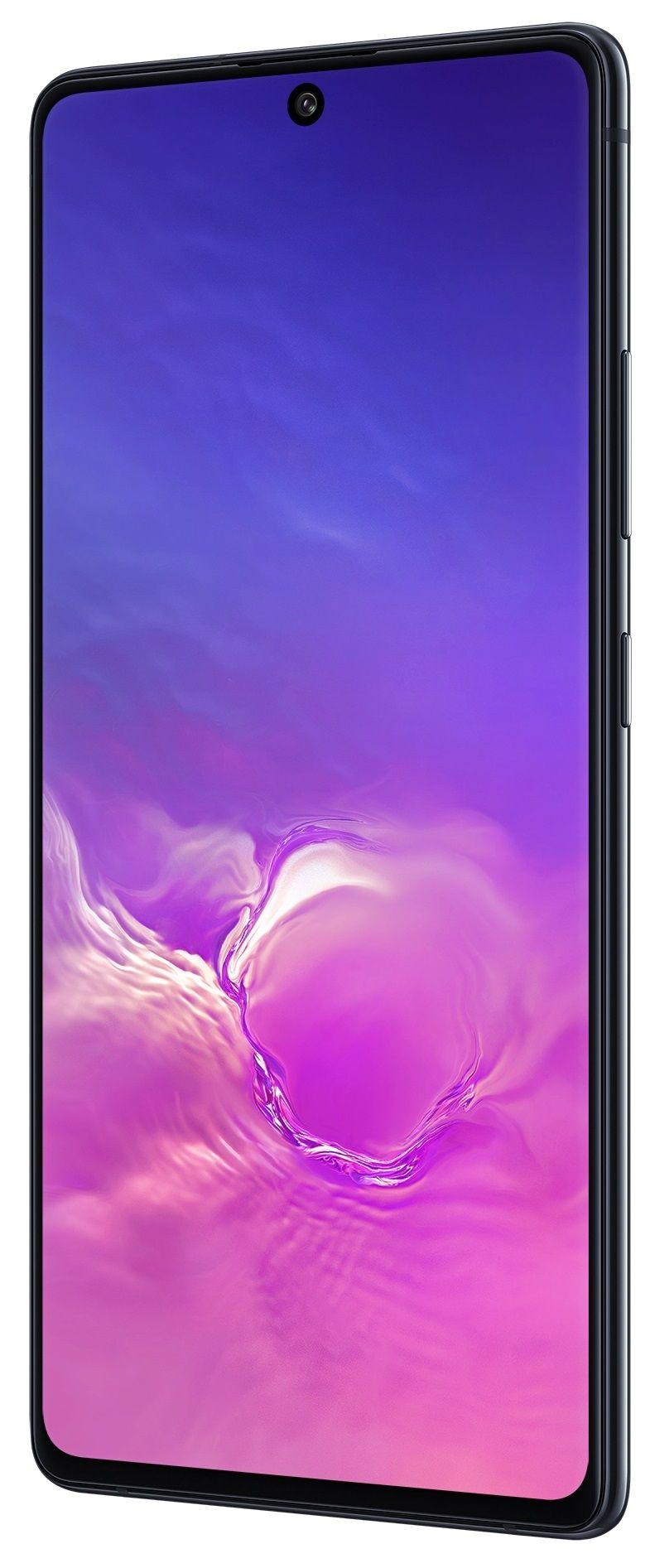 """Смартфон Samsung Galaxy S10 Lite - 6.7"""", 128GB, черен - 3"""