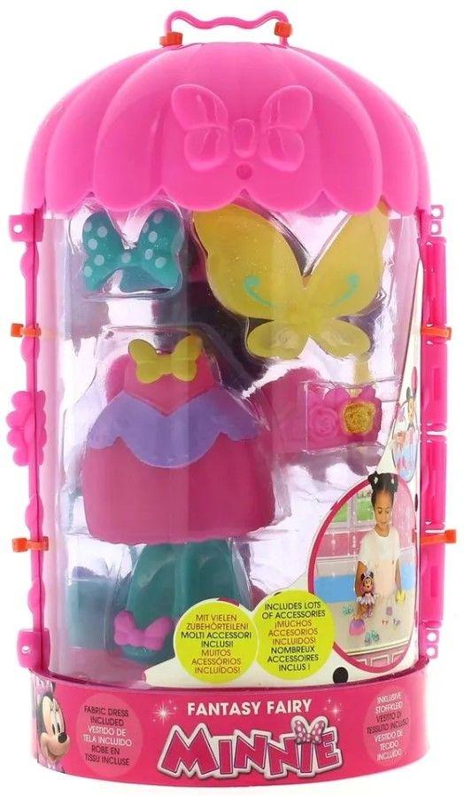 Кукла IMC Toys Disney - Мини Маус, фея, 15 cm - 3
