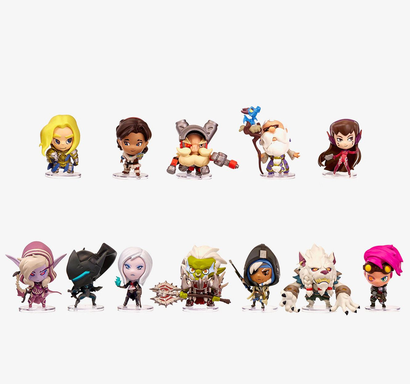 Фигура Blizzard: Overwatch Cute But Deadly Series 4 - blindbox - 3