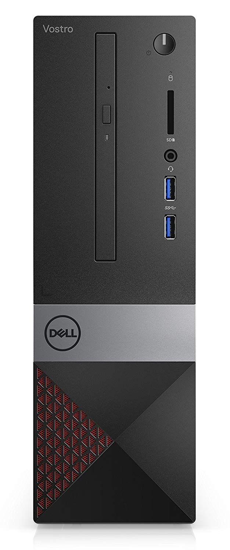 Настолен компютър Dell Vostro - 3470 SFF, черен - 1