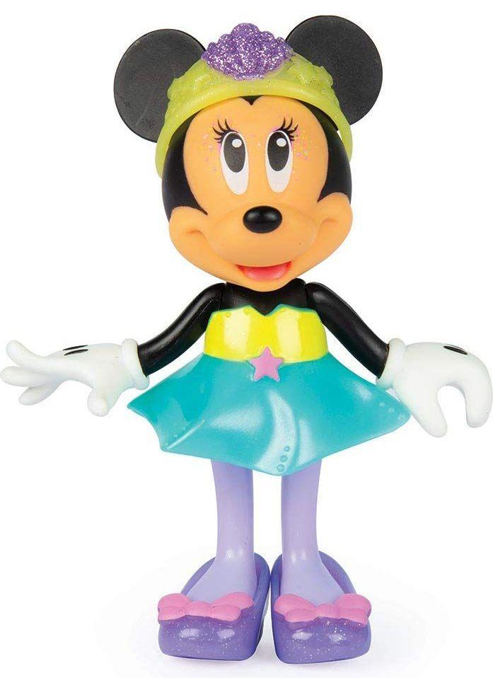 Кукла IMC Toys Disney - Мини Маус, русалка, 15 cm - 5