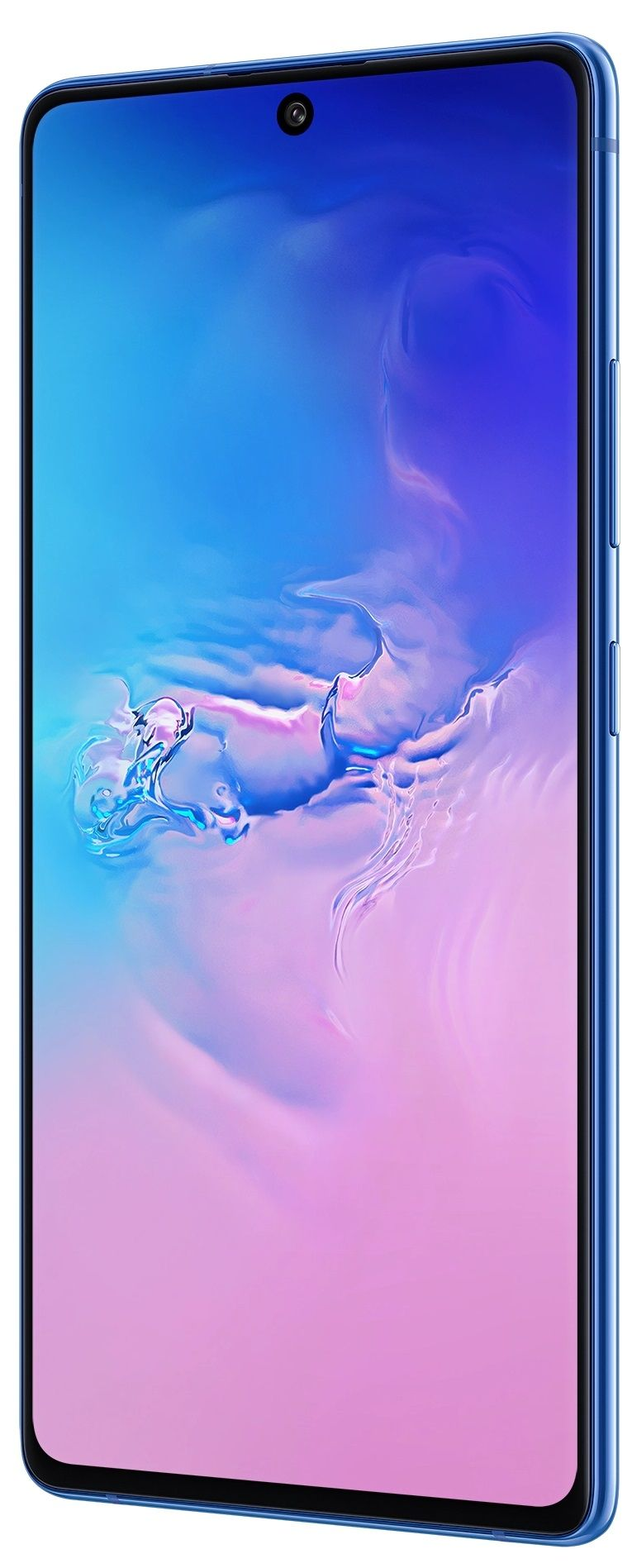 "Смартфон Samsung Galaxy S10 Lite - 6.7"", 128GB, син - 3"