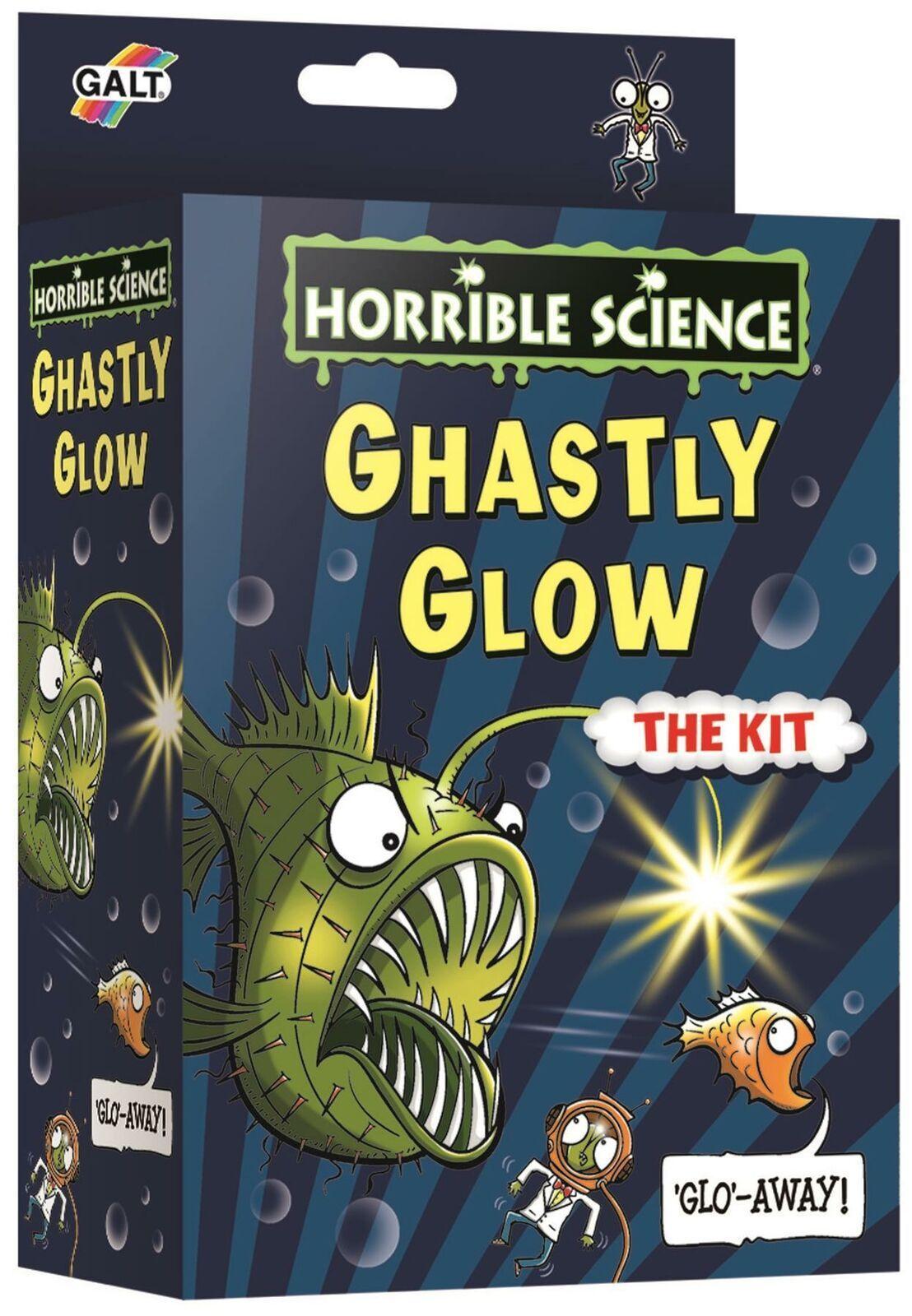 Ужасяваща наука Galt - Какво има в тъмното - 1