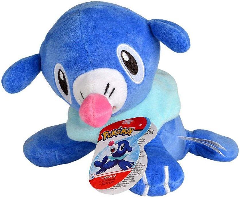 Плюшена играчка Pokémon - Popplio - 1