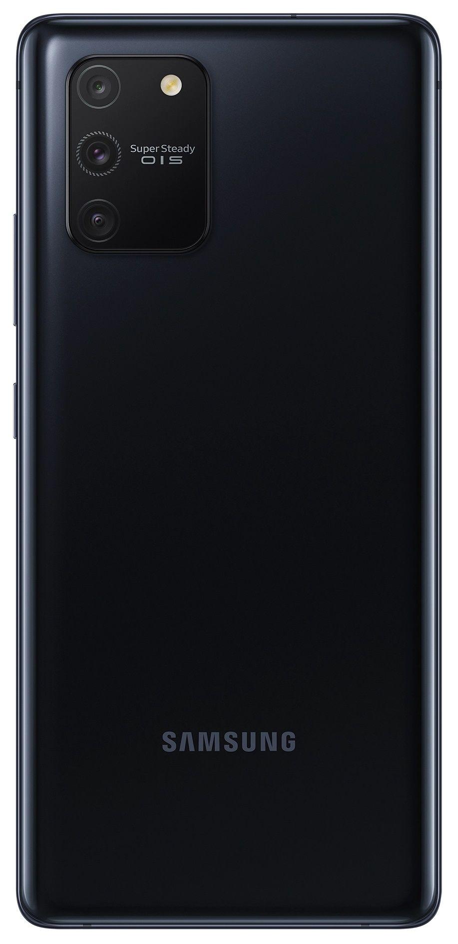 """Смартфон Samsung Galaxy S10 Lite - 6.7"""", 128GB, черен - 4"""