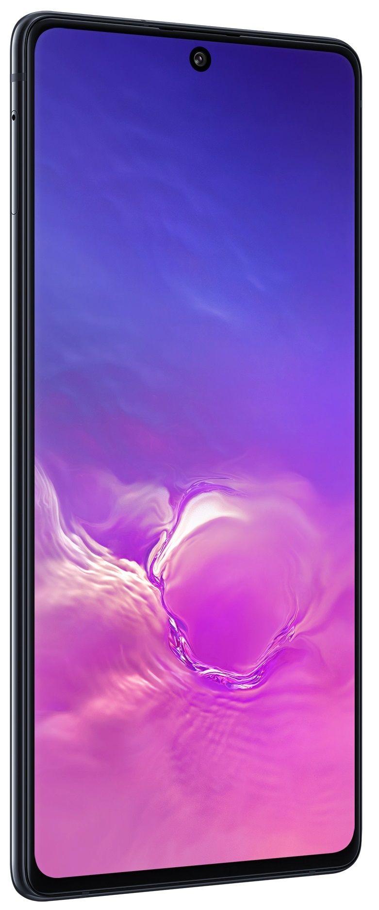 """Смартфон Samsung Galaxy S10 Lite - 6.7"""", 128GB, черен - 2"""