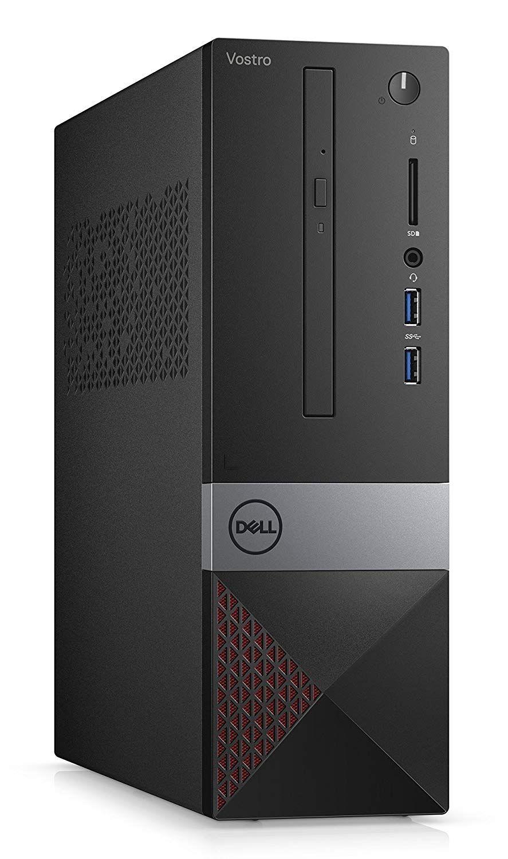 Настолен компютър Dell Vostro - 3470 SFF, черен - 2