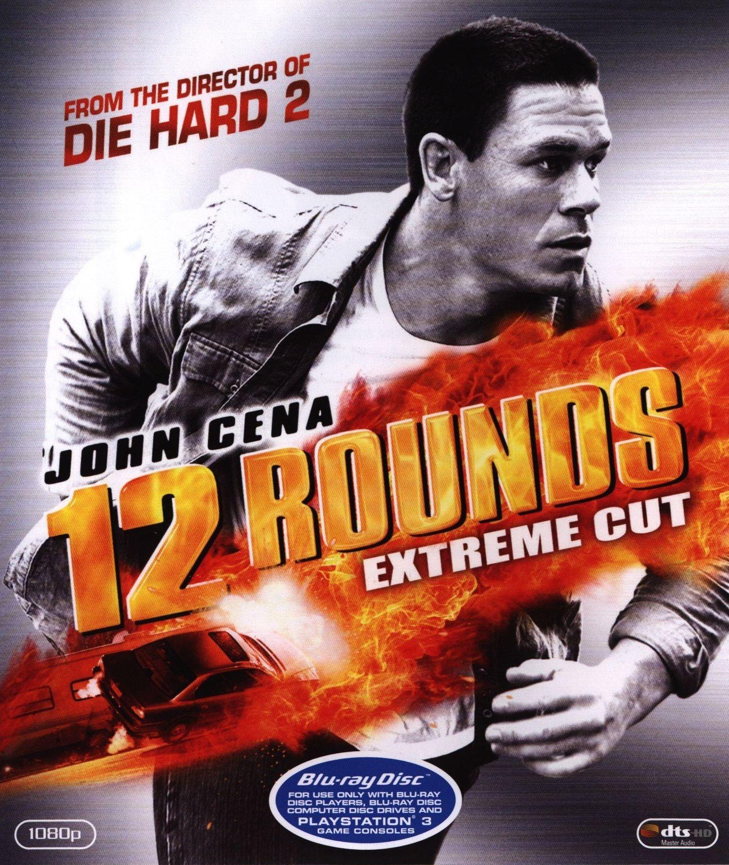 12 рунда (Blu-Ray) - 1