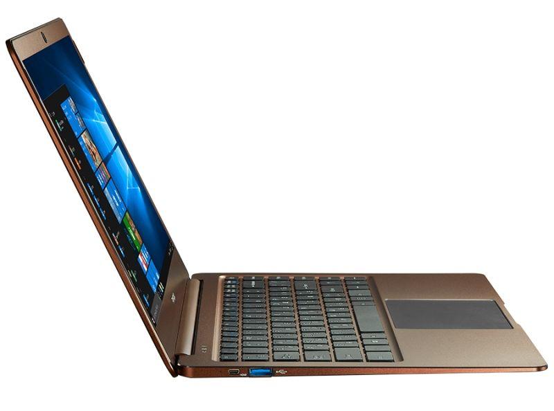 Лаптоп Prestigio SmartBook - 141 C2, кафяв - 2