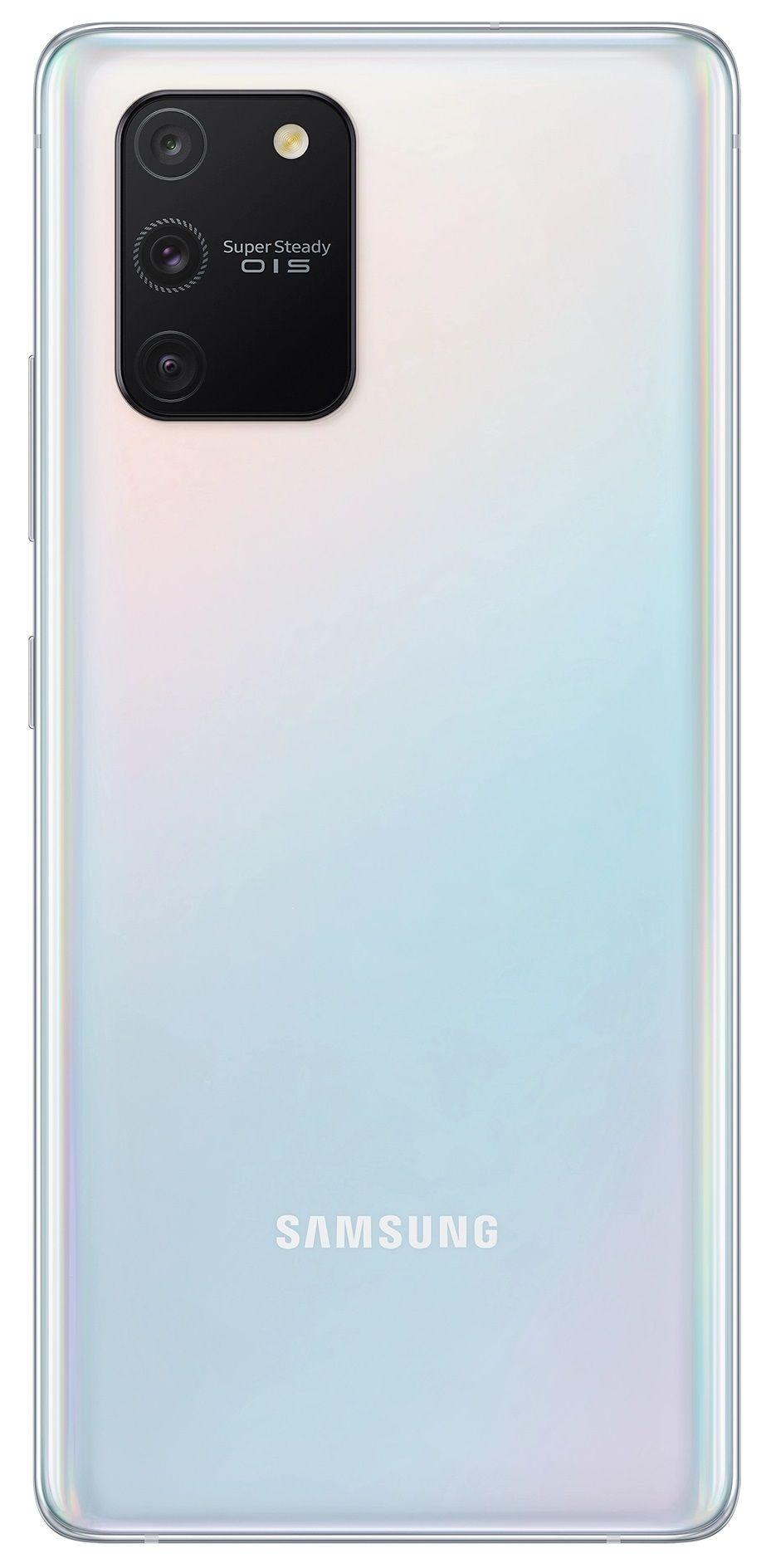 "Смартфон Samsung Galaxy S10 Lite - 6.7"", 128GB, бял - 4"