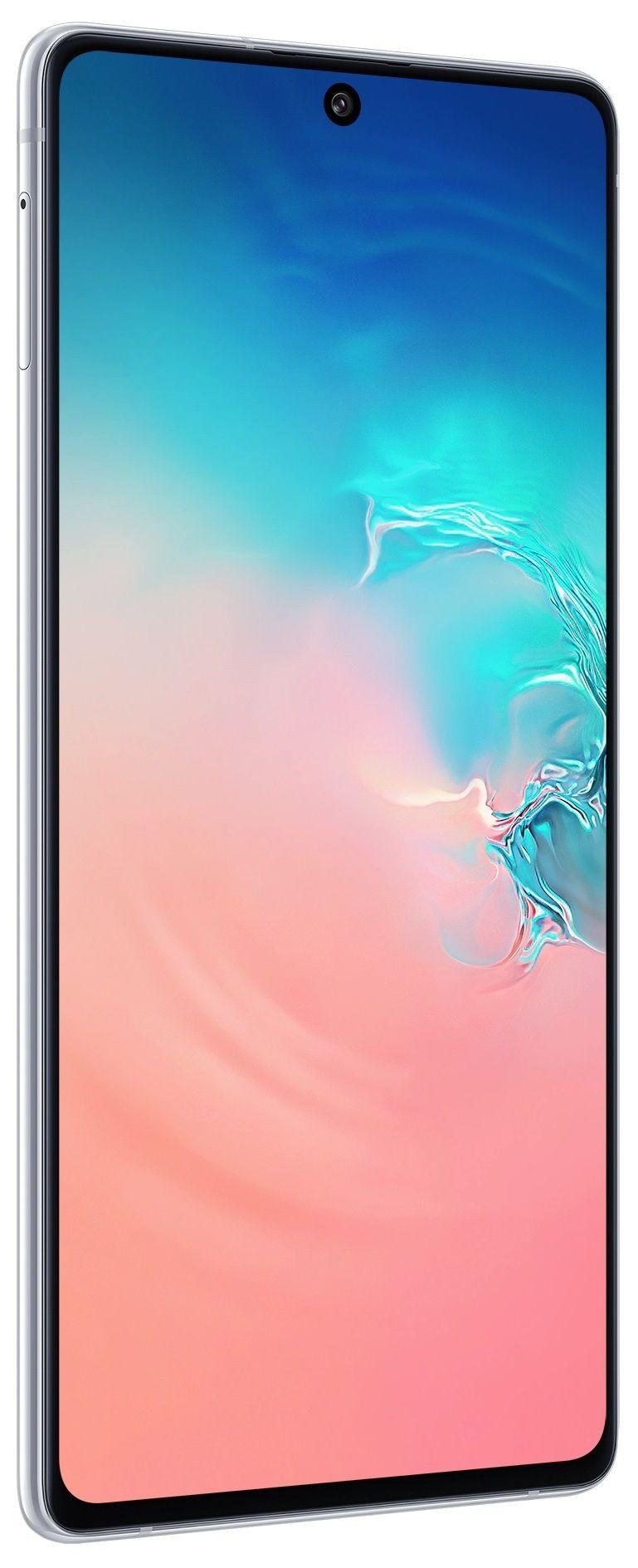 "Смартфон Samsung Galaxy S10 Lite - 6.7"", 128GB, бял - 2"