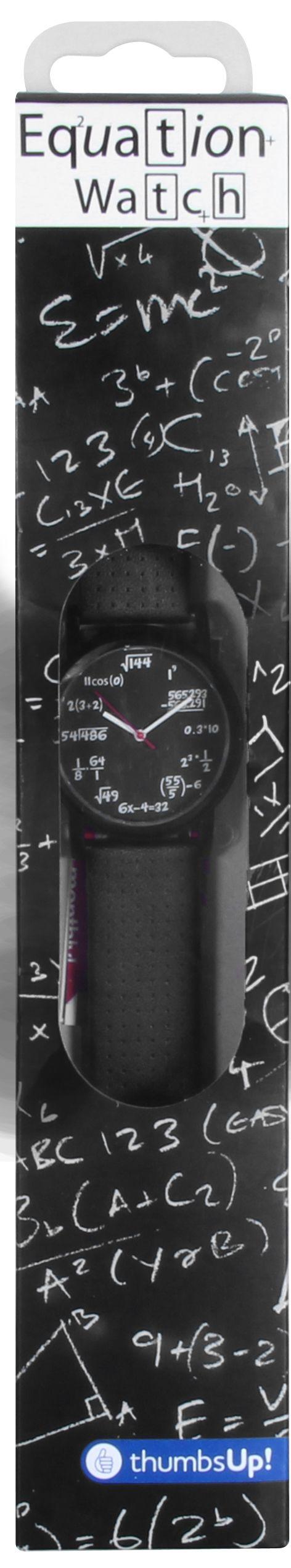 Часовник Thumbs Up - Mатематически  - 4