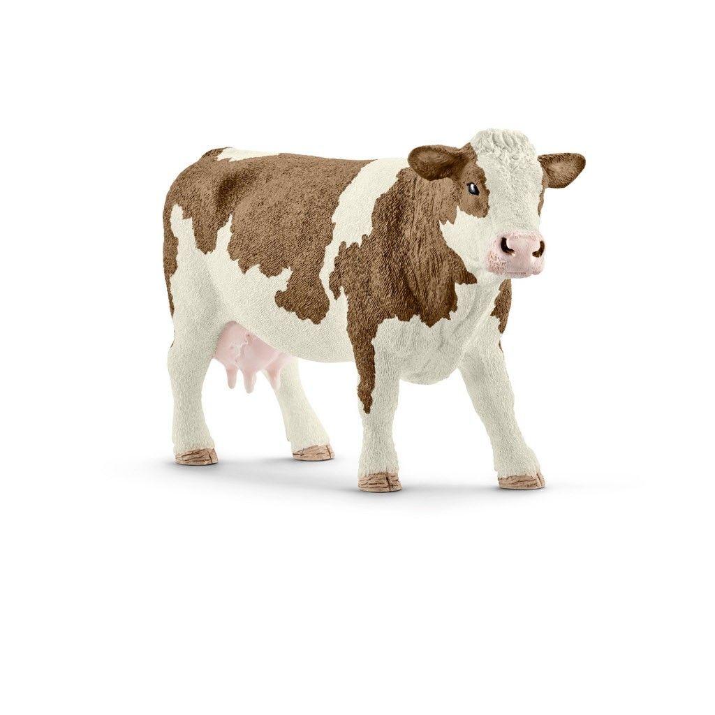 Фигурка Schleich - Симентал крава - 1