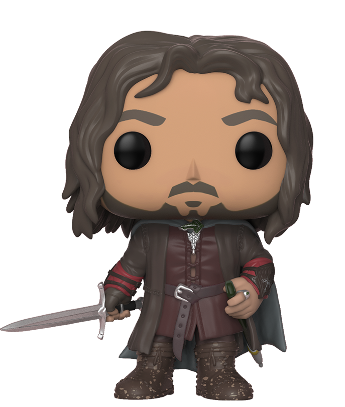 Фигура Funko Pop! Movies: The Lord of the Rings - Aragorn; #531 - 1