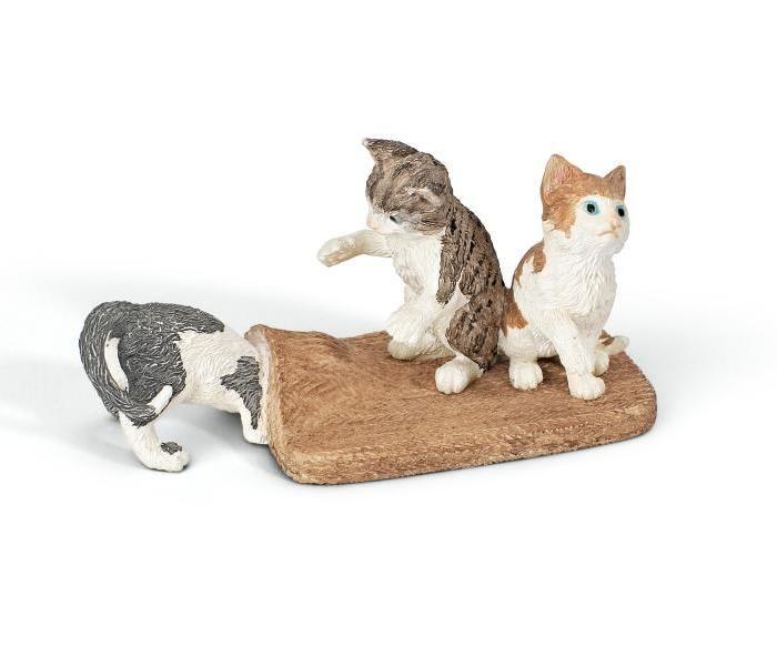 Фигурки Schleich от серията Животът във фермата: Котенца - 1