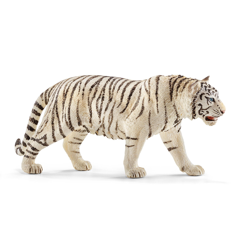 Фигурка Schleich от серията Дивия живот - Азия и Австралия: Тигър бял - 1